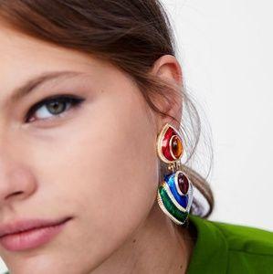 Colorful drop Earrings for Women